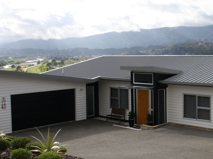 Cliplock Roof - Roofing and Coatings Wellington New Roofs