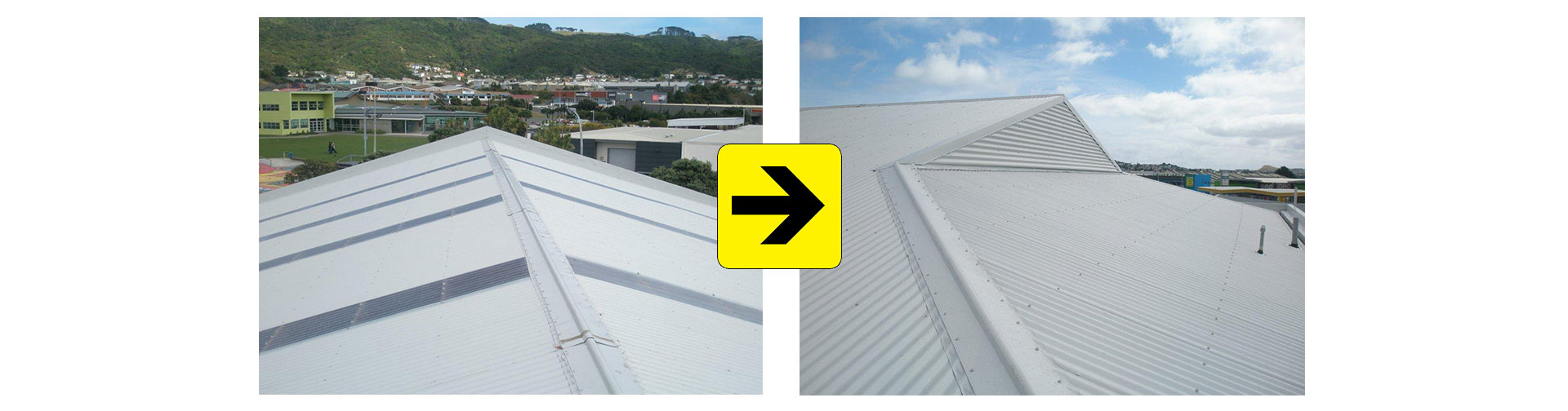 Commercial Roofing Contractor Wellington - Commerical Longrun